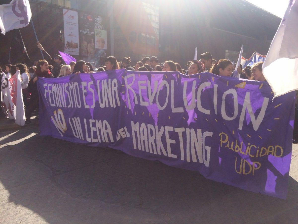 """Después del """"mayo feminista"""": a profundizar la democracia"""