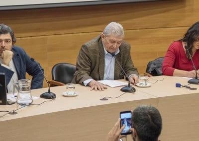 Carlos Ruiz aborda las transformaciones e incertidumbres del trabajo en foro del CEP