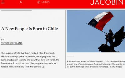 Un Nuevo Pueblo Nace en Chile
