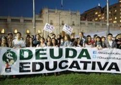 Nodo XXI, Deuda Educativa y Fech presentan Hoja de Ruta para condonar deudas educativas