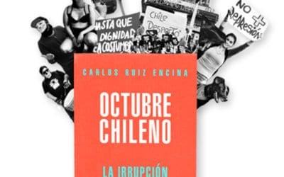 """Carlos Ruiz en radio Usach: """"Se acabó la política sin sociedad"""""""