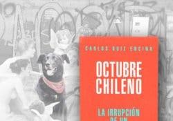 Carlos Ruiz y la irrupción de un nuevo pueblo en el octubre chileno