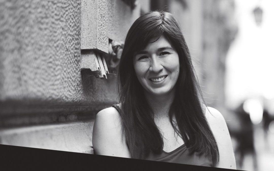 """Catalina Pérez: """"La disputa por la hegemonía requiere de un esfuerzo que supera con creces el ámbito de lo institucional"""""""