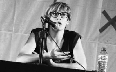"""Entrevista con Cinzia Arruzza: """"Es el feminismo el que está articulando la oposición social y política a la derecha"""""""