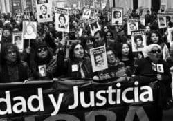 Las deudas de la transición y el largo camino en derechos humanos
