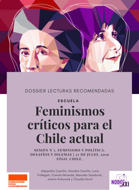 Feminismos críticos para el Chile actual