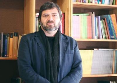 Pensando en Política: entrevista a Carlos Ruiz Encina