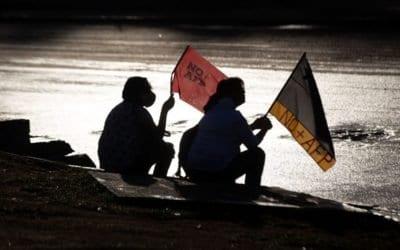 La protesta se resiste a morir