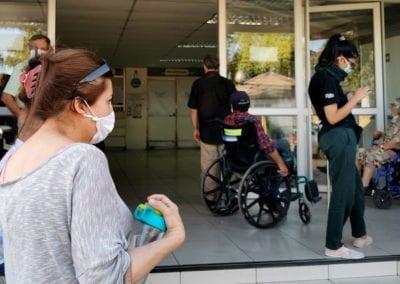 Crisis de los cuidados. ¿Cómo la enfrentamos?
