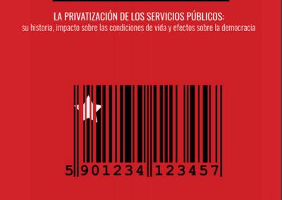 30 años de política neoliberal en Chile