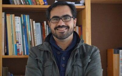 Víctor Orellana, el candidato comprometido por la Educación para la Convención Constitucional