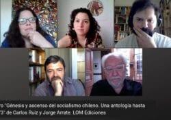 Conversatorio: El socialismo chileno y los desafíos de la izquierda actual