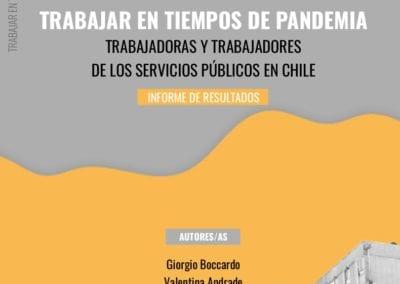 Trabajar en Tiempos de Pandemia en Chile