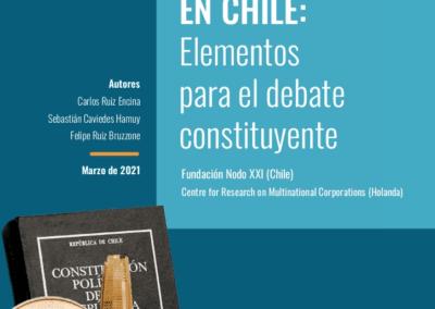 Desarrollo Económico en Chile: Elementos Constituyentes.