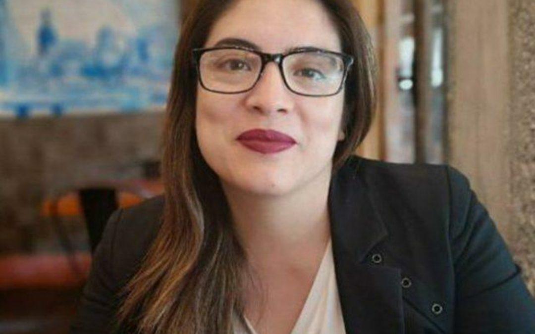 Daniela López Leiva, socia del estudio jurídico AML Defensa de Mujeres. Especializada en litigio estratégico en familia, género, infancia y adolescencia